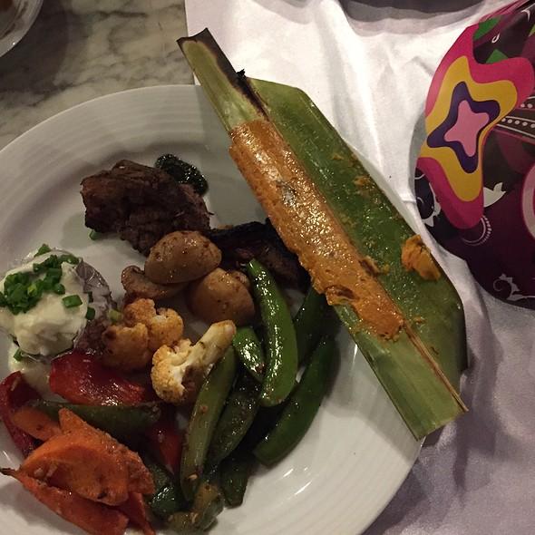 New Year's Eve Dinner @ Seri Mutiara