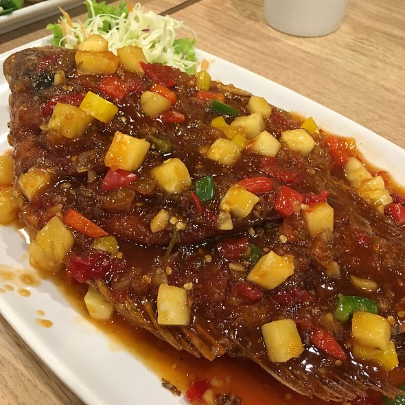 Mixed Chilli Fish