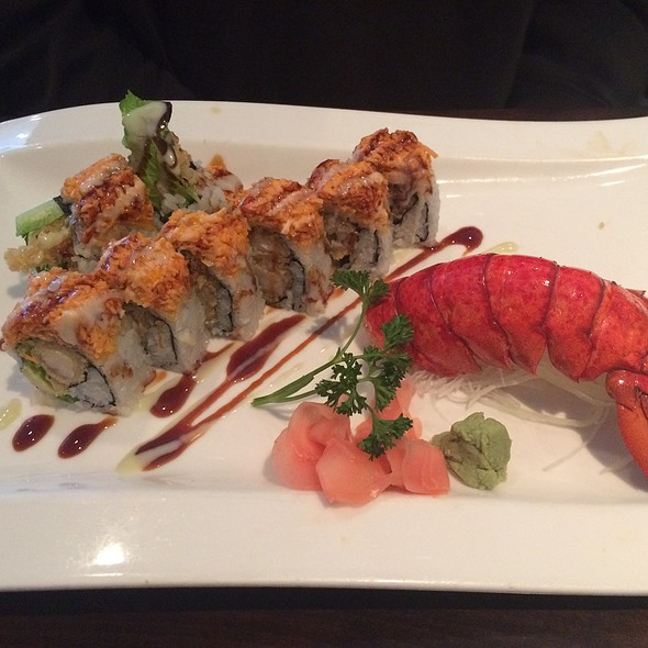 King And Lobster Maki