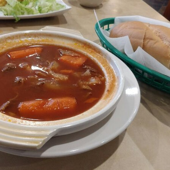 Curry Beef Bread