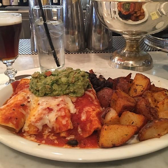 Breakfast Enchiladas @ Alcove Cafe & Bakery