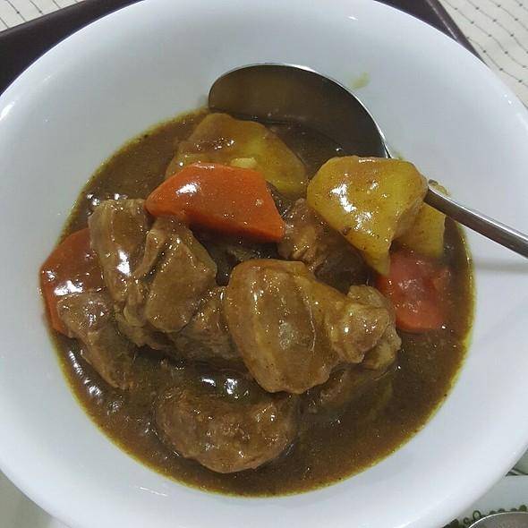 Lamb Curry @ Dindilicious