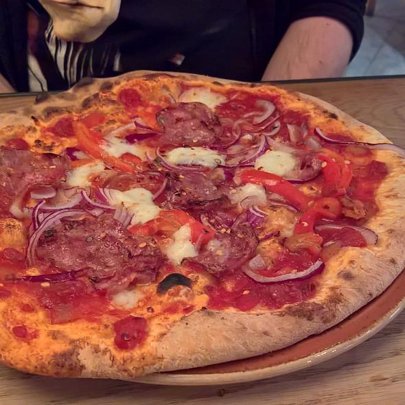 PIZZA DIAVOLETTO