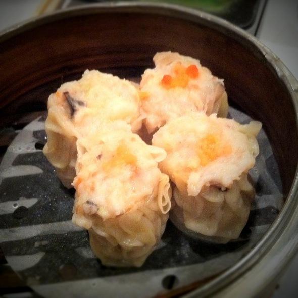 Pork And Shrimp Siu Mye @ Yank Sing Restaurants