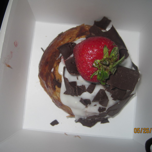 Chocolate Danish @ Extraordinary Desserts