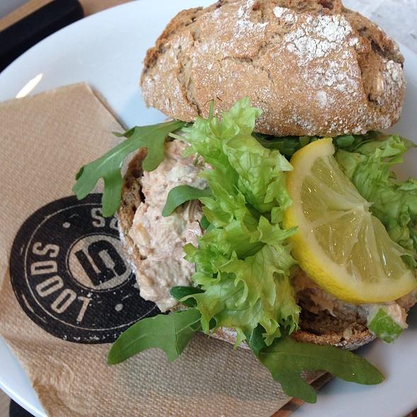 Tunasalad Sandwich @ Loods 5 Amersfoort