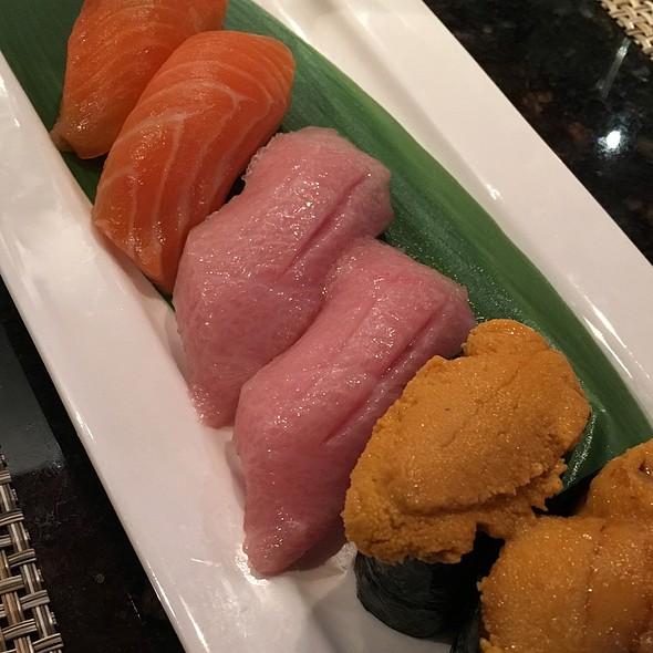 Nigiri @ Edoko sushi and robata