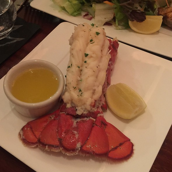 Lobster Tail @ Madison's New York Grill & Bar