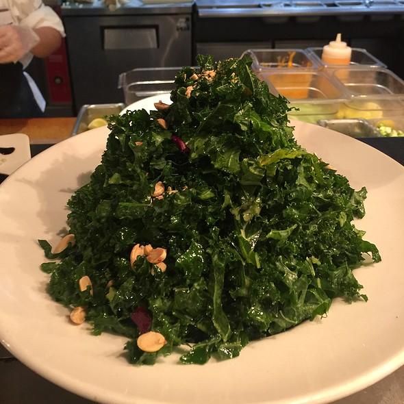 Kale Salad @ Madison's New York Grill & Bar
