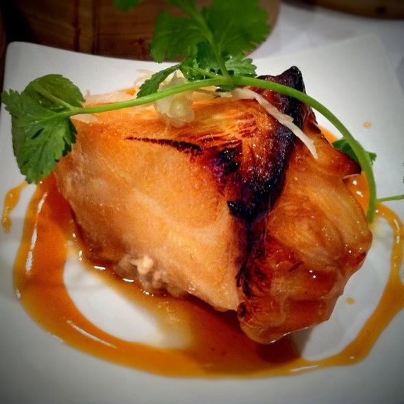 Honey Baked Seabass @ Yank Sing Restaurants