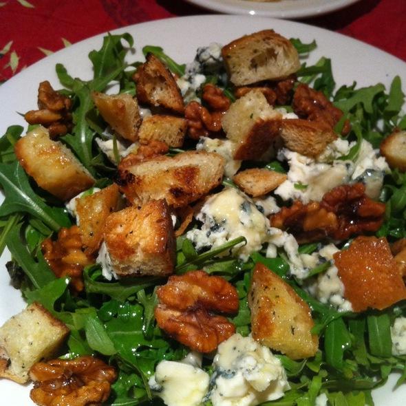Rocket & Cheese Salad @ Bistro Des Copains