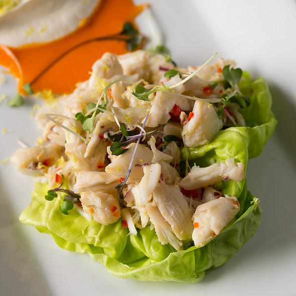 Warm Lump Crab Salad @ Glenmorgan Bar & Grill