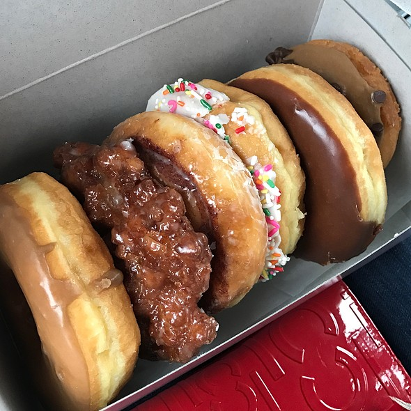 Fancy Donuts