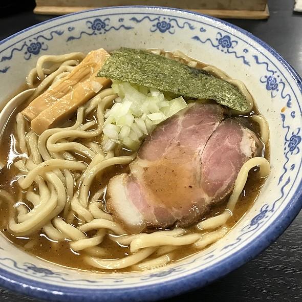 濃い口らー麺 @ 近喜屋