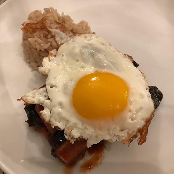 Eel, Rice & Egg
