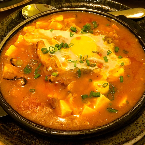 Spicy Chicken To Tofu No Tamago Toji @ Sushi Zanmai - Komtar JBCC