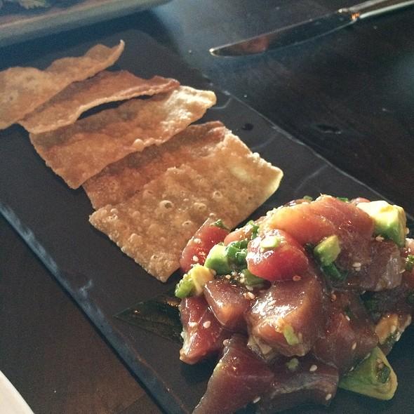 Tuna Poke @ Water Grill