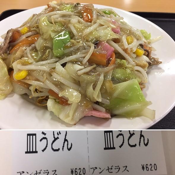 皿うどん @ 長崎大学病院