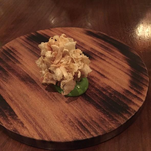 Chestnut, Pork And Eel