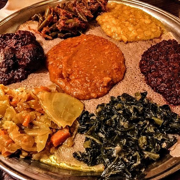 Sheba Vegetarian @ Queen of Sheba Ethiopian