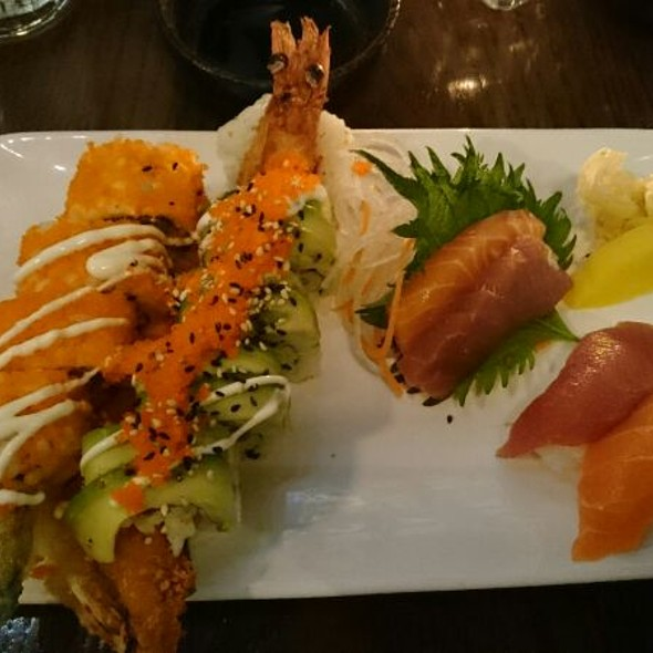 Chef's Special Selection Sushi