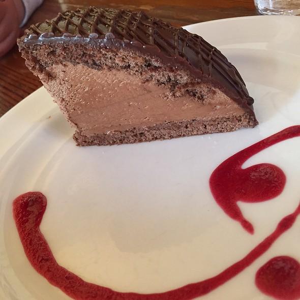 チョコレートムース @ オールドヒッコリー 大和桜ヶ丘店