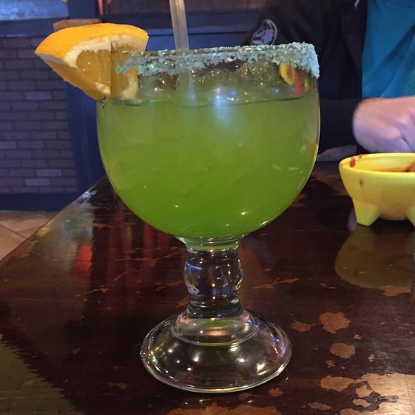 La Iguana Margarita @ Agave Loco Mexican Grill