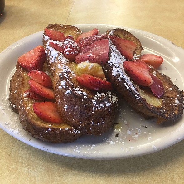 French Toast @ Nick's Cafe