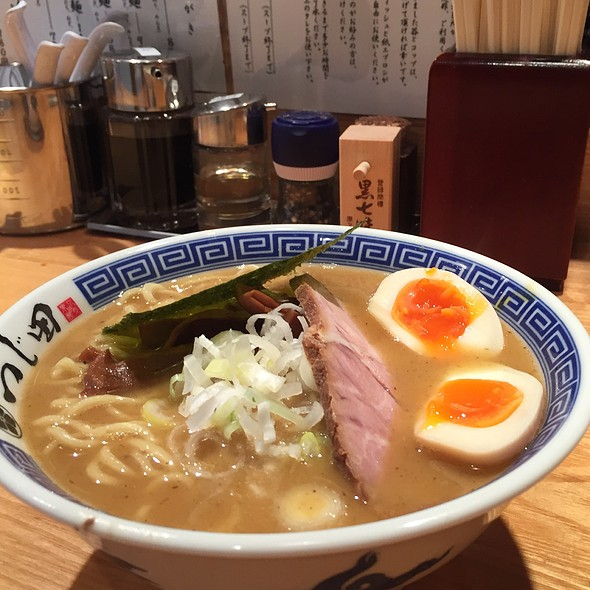 Special Ramen @ Yokohama Kakei Ramen Yaesu