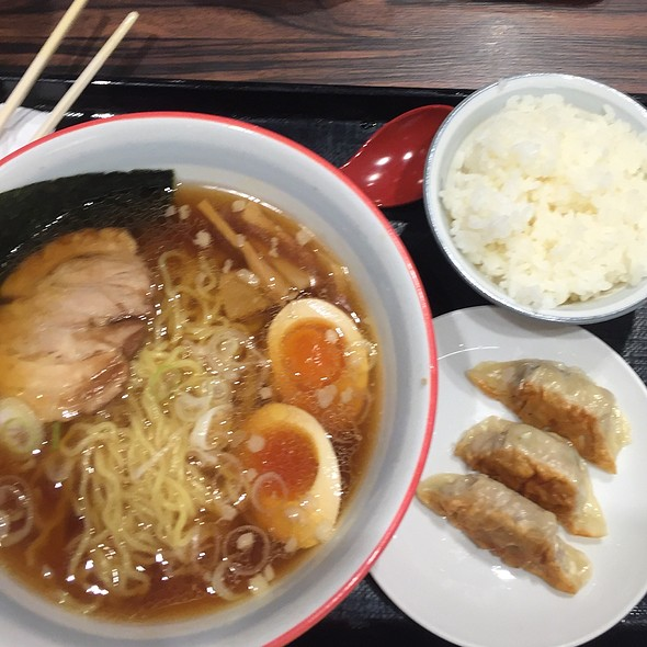 Ramen Combo @ Narita International Airport (NRT)