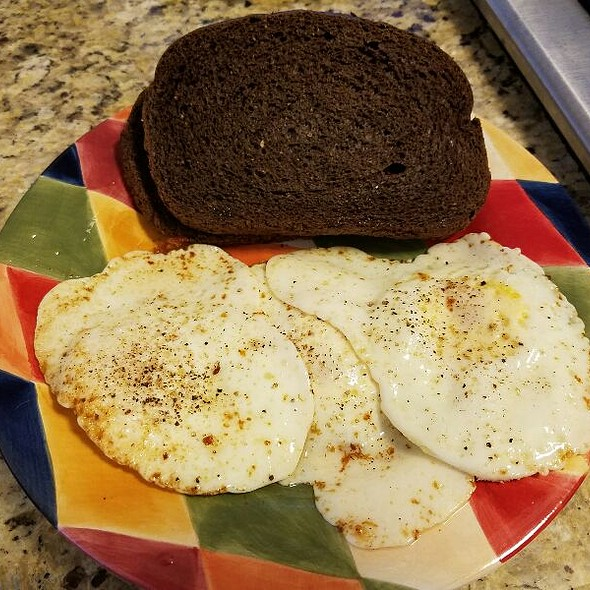 Snowed In 3 Eggs Over Easy