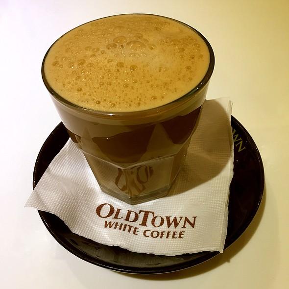 Milk Tea @ OldTown White Coffee (Square 2)