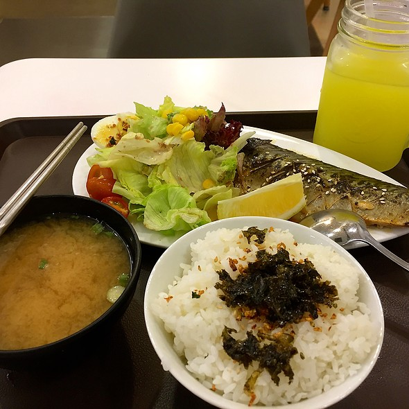 Saba Fish Set  @ Nunkkot