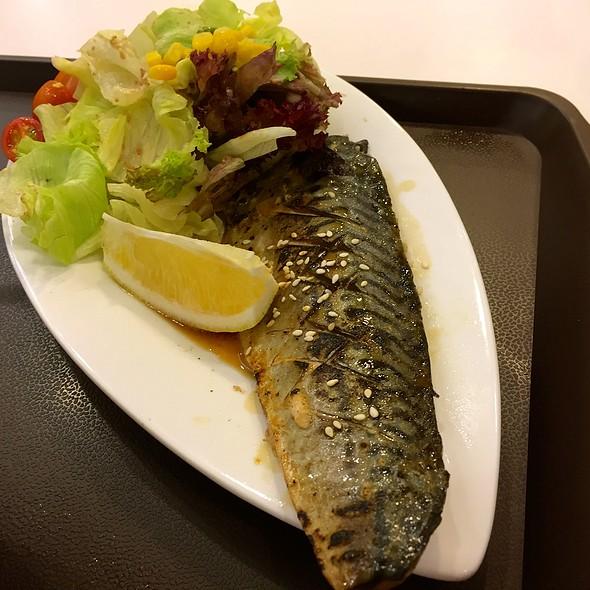 Saba Fish  @ Nunkkot