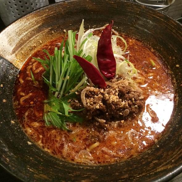 Rekka Tan Tan Ramen @ 四川麺条 香氣