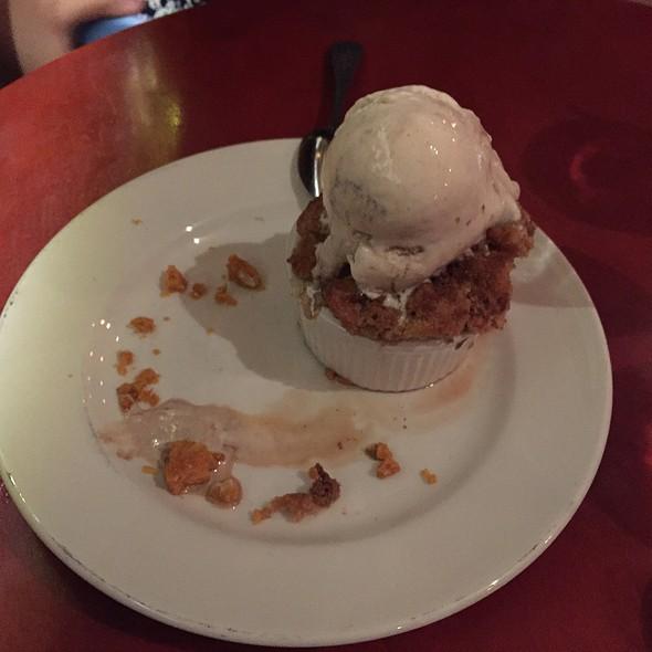 Bread Pudding @ Zinc Bistro & Wine Bar