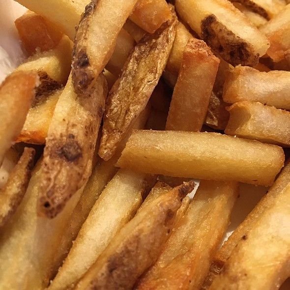 French Fries @ Athens Diner