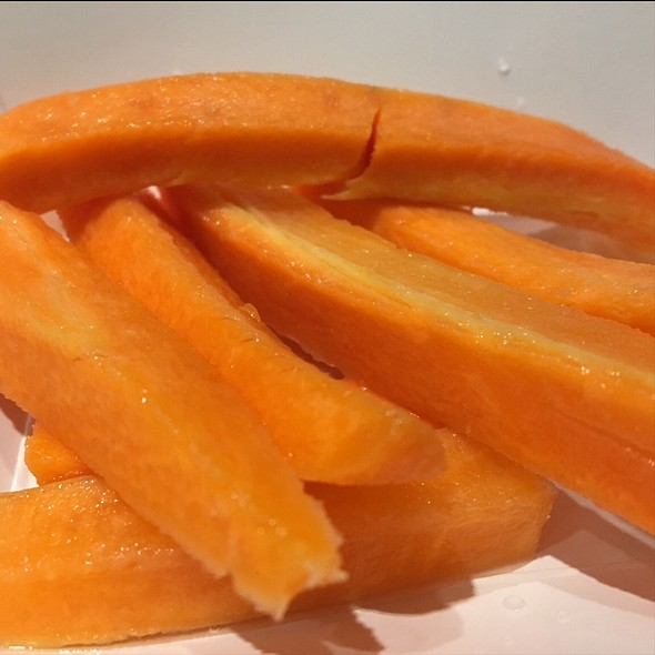 Carrot Sticks @ Buffalo Wild Wings