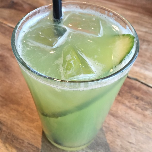 Cucumber Lemonade @ Parker Bowles