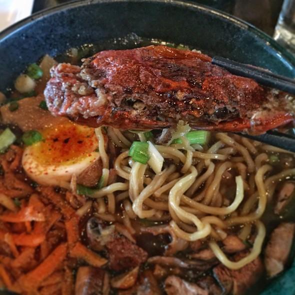Shoyu Beef Ramen @ Nao Ramen House