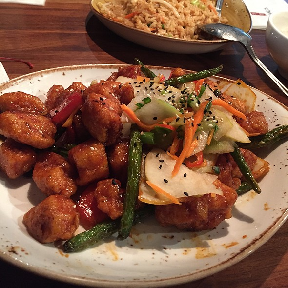 Korean Chicken Bbq Sty-Fry