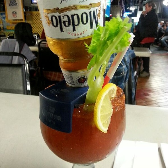 Micheladas @ Food Court