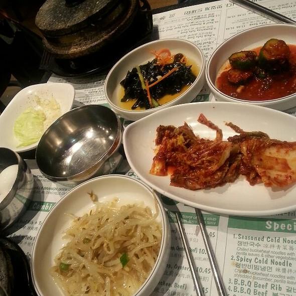 Beef Spicy Tofu @ Yen Sai