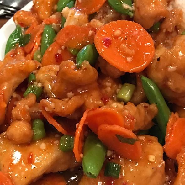 Pei Wei Spicy - chicken @ Pei Wei Asian Diner