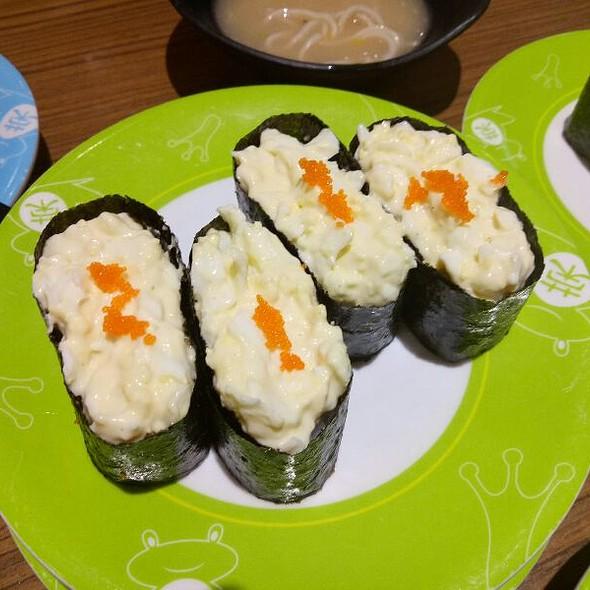 Egg Maki Rolls