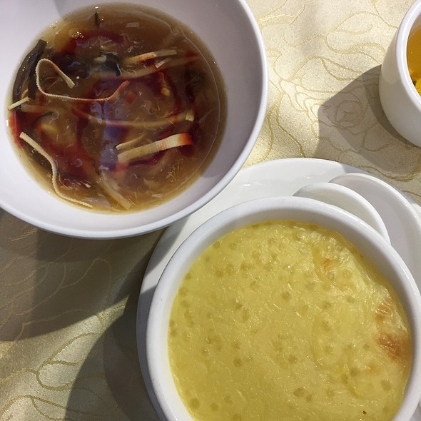 碗仔翅 Sago Pudding