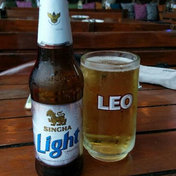 Singha Light Beer