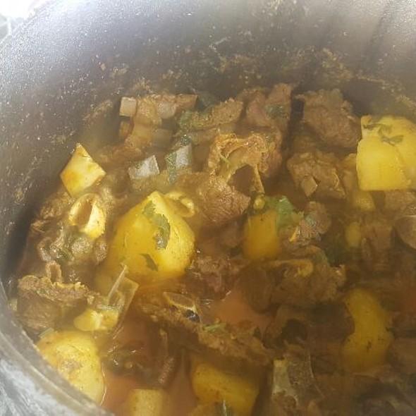 Mutton Curry @ Ash's Kitchen