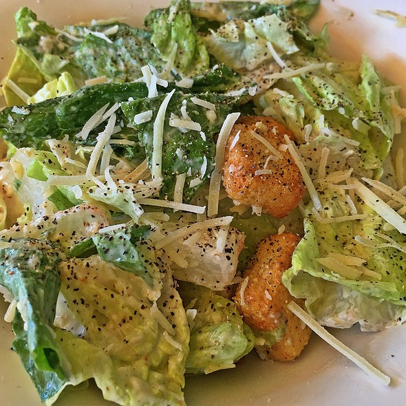 Caesar Salad @ Whiteys Fish Camp