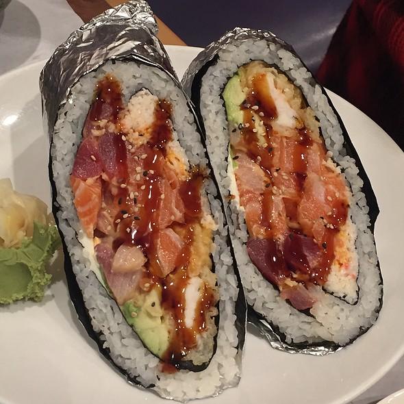 Sushirrito @ A's Sushi